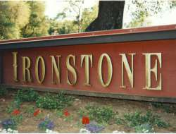 Ironstone_main_sign
